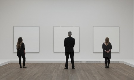 Agnes Martin Press Call, Tate Modern 2.6.15